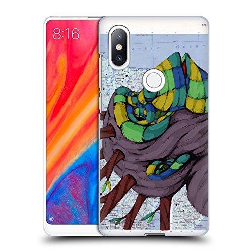 Head Case Designs Offizielle RIC Stultz Neugeist-Bewegung Tiere Ruckseite Hülle für Xiaomi Mi Mix 2S