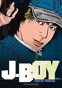 J.Boy Edition simple Tome 4