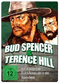 Bud Spencer & Terence Hill Edition - Vol. 2 (Hügel der blutigen Stiefel/Die letzte Rechnung zahlst du selbst/Etappenschweine) (