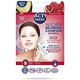 actymask Acty Mask–Maschera Tessuto idrogel a la Granada e al Champagne