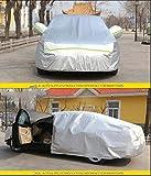 DDHZTA BMW Serie 5 x1x3x5 Car Abbigliamento Auto Copertura 520li Cinque Serie 3 Serie 7 Serie 320Li Protezione Solare Pioggia 525li Isolamento Copertura,Gray,BMW2