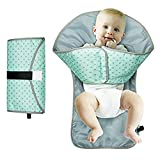 Ruisen Travel Nappy Changing Mat Baby Diaper Clutch Waterproof Portable Clean Hands Changing