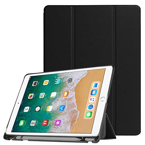 Fintie iPad Pro 10.5 Hülle mit eingebautem Apple Pencil Halter - Ultra Schlank Superleicht Ständer Slim Shell Case Cover Schutzhülle Tasche mit Auto Schlaf / Wach Funktion für Apple iPad Pro 10,5