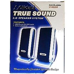 Neu und OVP: Olidata Aktives True-Sound 2.0-Lautsprecher-System LT-MS209 ID12205