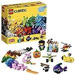 LEGO Classic MattoncinieOcchi, Set di Costruzioni per Bambini, 11003 LEGO