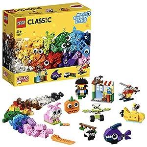 LEGO Classic MattoncinieOcchi, Set di Costruzioni per Bambini, 11003 5702016367782 LEGO