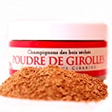 Pilzpulver aus Pfifferlinge 100% 1A Qualität 30 g.