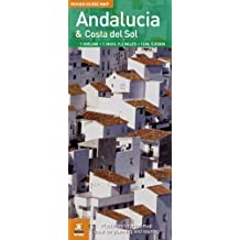 Rough Guide Map Andalucia & the Costa Del Sol