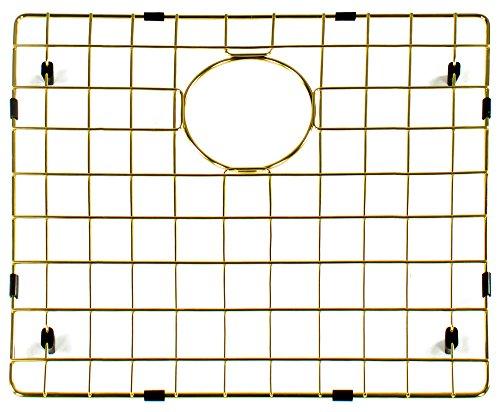 REGINOX Bodengitter BOTTOM GRID 50x40 in der Farbe GOLD/MIAMI/PVD-Beschichtung/Abtropfgitter Bottom Grid