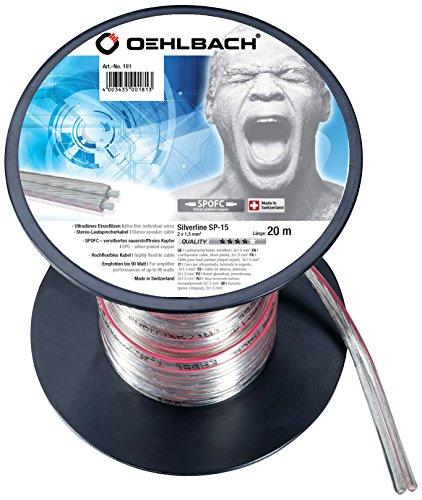 oehlbach-silverline-speacker-cable-2-x-15-mm-cristallo-mini-coil-chiaro-2000-m