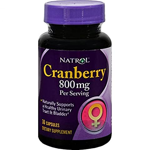 Cranberry Extract - 800 mg - 30
