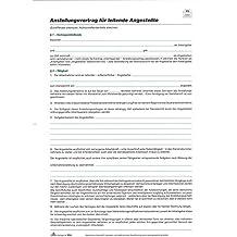 Suchergebnis Auf Amazonde Für Arbeitsvertrag Muster Bürobedarf