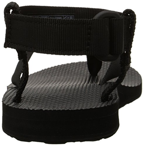 Teva Original Sandal W's, Sandales sport et outdoor femme Noir (Black/Blk)