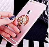 Peacock Design Universal Metal Finger Clip with Diamonds Ring Buckle Stand Phone Holder For iPhones Samsung HTC Mobile Phone Smart Phone GPS MP3 Car M