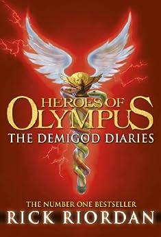 The Demigod Diaries (Heroes of Olympus) par [Riordan, Rick]