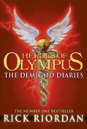 The demigod diaries