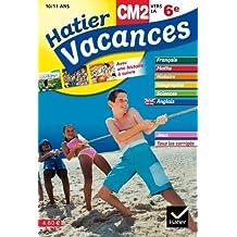 Hatier Vacances - du CM2 vers le 6e, 10/11 ans by Marie-Paule Roynard (2010-05-19)