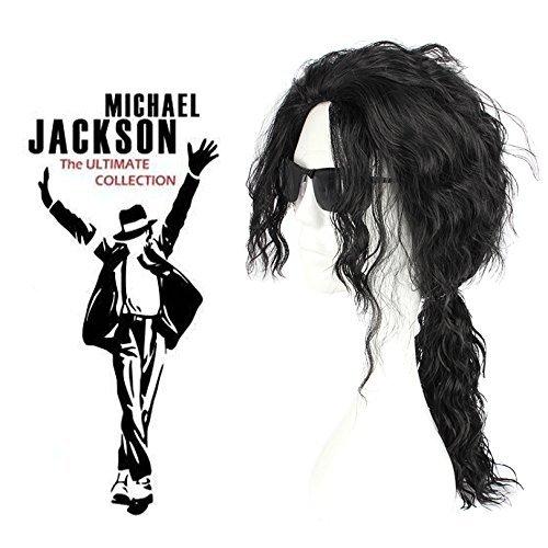 supete Michael Jackson Cosplay Kostüm (Michael Kostüme Erwachsene Jackson)