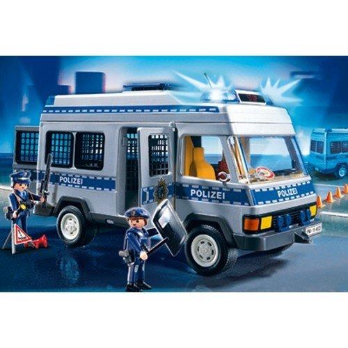 PLAYMOBIL 4022 Police Van