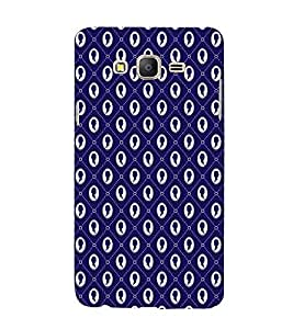 ifasho Designer Phone Back Case Cover Samsung Galaxy On7 Pro :: Samsung Galaxy On 7 Pro (2015) ( Stay Away from My Phone Quotes )