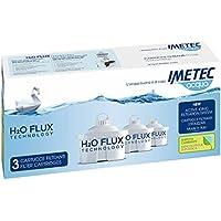 Imetec H2O Flux Technology FC 100 - Cartucce Filtranti per Prodotti Acqua