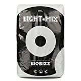 BioBizz 02-075-100 Erde Light-Mix Potting Soil 50 L Bag