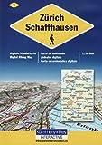 Zürich-Schaffhausen, 1 DVD-ROM Für Windows ME/2000/XP/Vista/7. 1 : 50.000