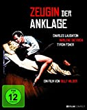 Zeugin der Anklage (Limited Digipack) [Blu-ray]