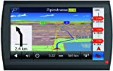 Falk NEO 640 LMU Navigationsgerät (15,2 cm (6 Zoll) Display, 47 Länder Europas vorinstalliert, Lebenslange Kartenupdates, TMC, Marco Polo Travelguide) schwarz
