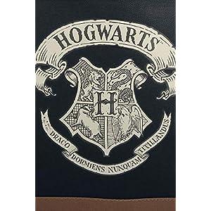 51fLILLCscL. SS300  - Harry Potter Hogwarts Mochila Negro
