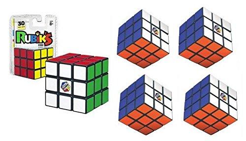 Preisvergleich Produktbild Package of 6pcs Rubik's Cube 3x3x3 100% Official Original Rubik's Cube New