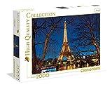 Clementoni - Puzzle de 2000 piezas, High Quality, diseño París (325542)