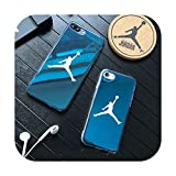 Fly Man Jordan 23Paillettes Doux en Silicone Coque pour iPhone 66Plus S...