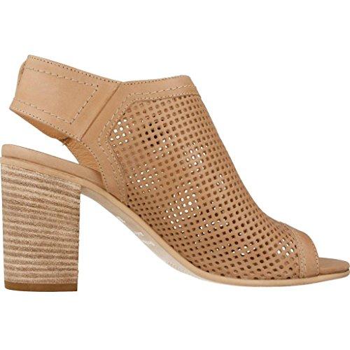 Sandali e infradito per le donne, colore Bianco sporco , marca NERO GIARDINI, modello Sandali E Infradito Per Le Donne NERO GIARDINI P717781D Bianco Sporco Bianco sporco