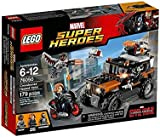 LEGO 76050 Super Heroes Crossbones' Hazard Heist Set