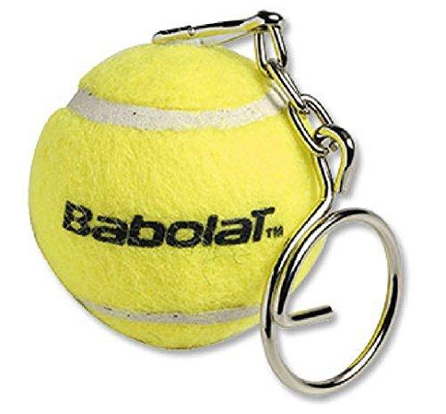 Babolat Ball Llavero de Tenis, Unisex Adulto, Amarillo/Yellow, Talla Única