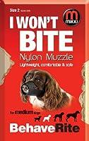 Mikki Muselière de dressage pour chien Taille 2