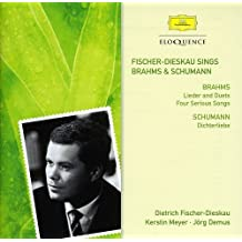 Brahms:Four Serious Songs Lied [Import anglais]