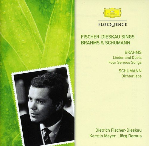 Brahms:Four Serious Songs Lied [Import allemand]