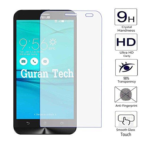 Guran® Displayschutz Glasfolie für Asus Zenfone Go ZB551KL Smartphone Hartglas Schutzfolie Film