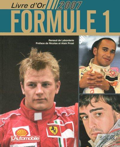 Descargar Libro Livre d'or de la Formule 1 de Renaud de Laborderie
