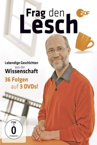 Frag den Lesch (3 DVDs)