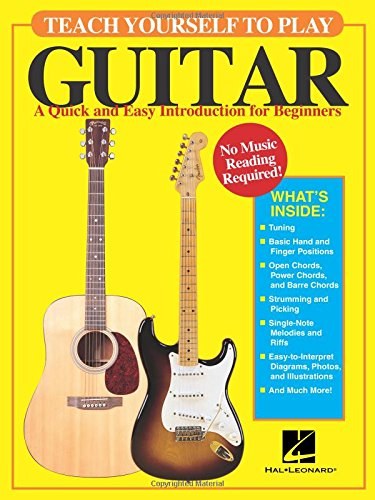 Teach yourself to play guitar guitare