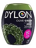 Dylon Teinture Textile pour Machine à Laver, Capsule Vert Olive, 350 g