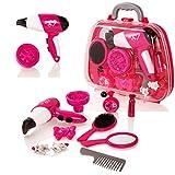 Style Girlz Style 'n Go Hair & Beauty Salon Case - Girls Pretend Play Cosmetic Set