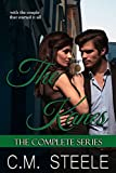 The Kanes: The Complete Series (The Kane Family) by C. M. Steele front cover