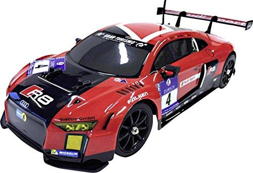 1:16 Audi R8 ROT 2,4 GHZ RTR*