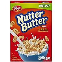 Post Nutter Butter Cereal - 11oz / 311g - American Peanut Butter Cereal …