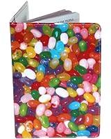 Jelly Beans Passport Holder