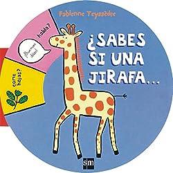 ¿Sabes si una jirafa... (Libros redondos)